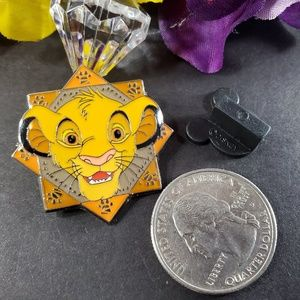 Disney Jewelry - 2/$18 Disney Parks Lion King Simba Pin, New